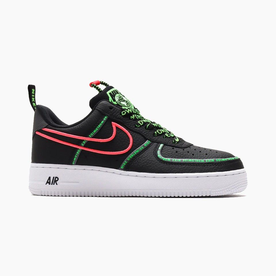 Custodio folleto ambulancia  Nike Air Force 1