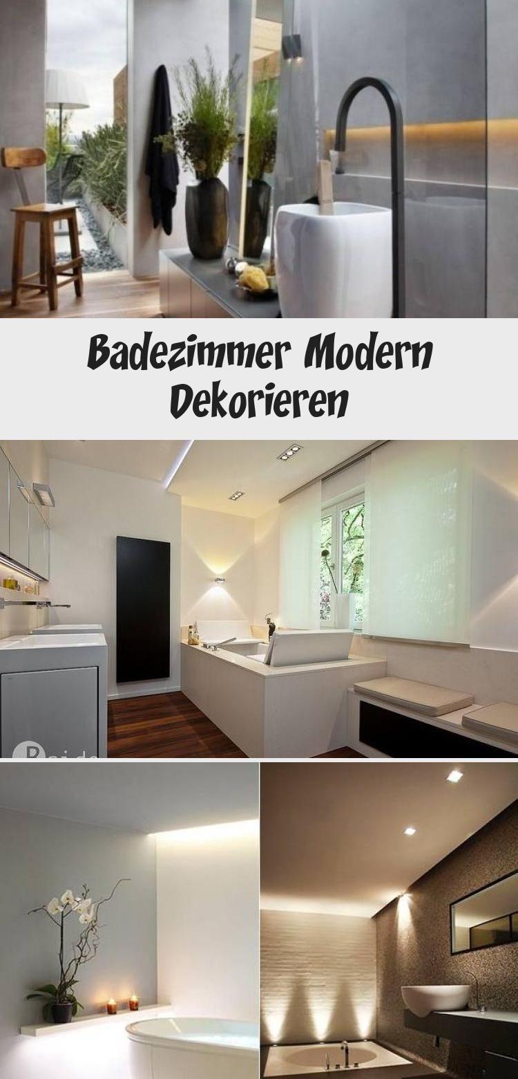 Badezimmer Modern Dekorieren Badezimmer Dekor Dekoration Badezimmer Badezimmer