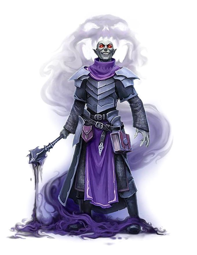 33++ Skeleton cleric information