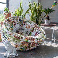 jungle-animal-cocoon-chair