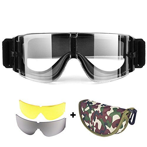 e4da3004ee V Airsoft Goggles