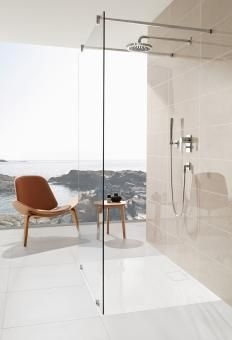 Flush To Floor Shower Tray Bathroom Interior Bathroom Interior Design Bathroom Design