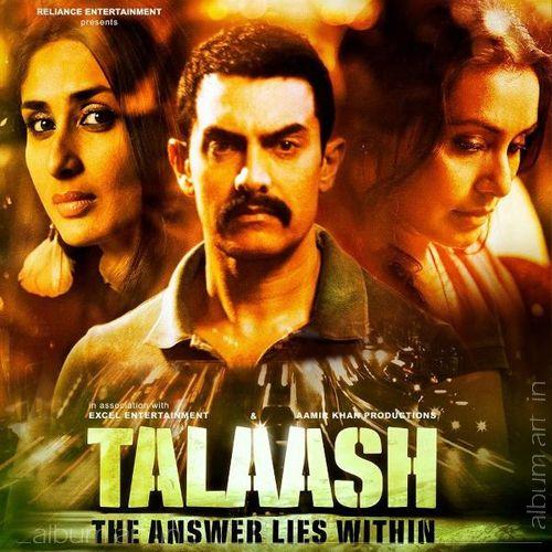 Talash 2012 hindi movie mp3 songs free, downloads