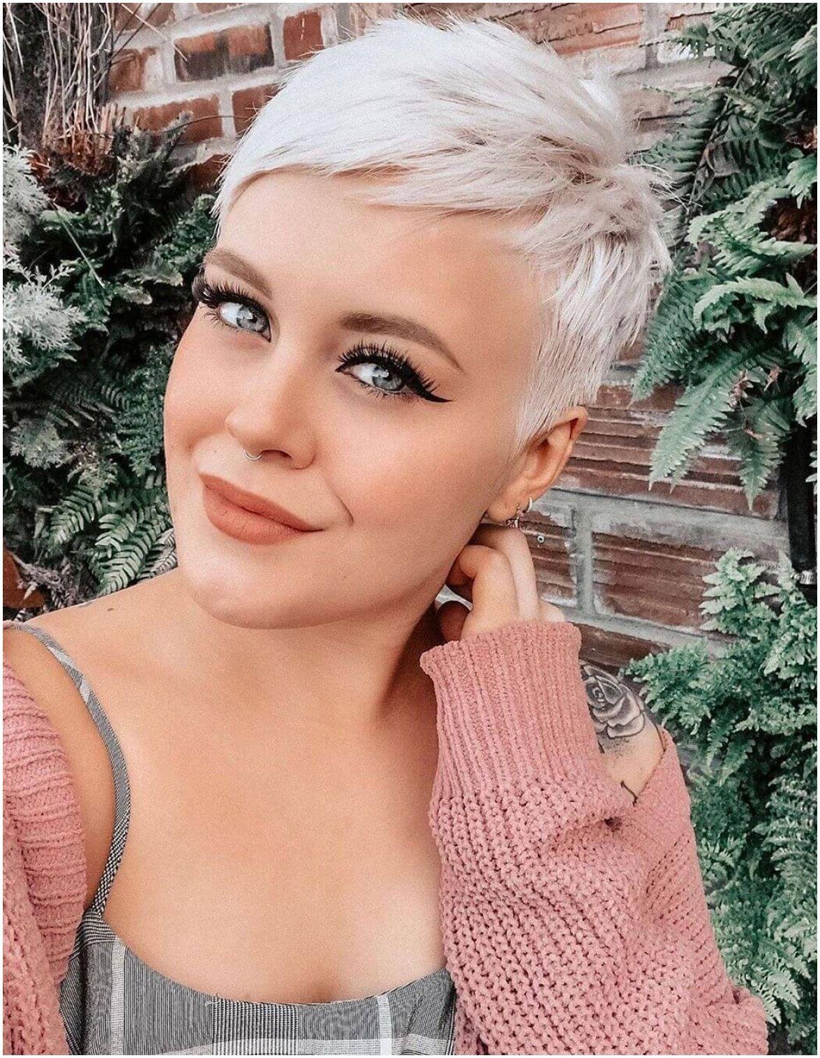 Short Pixie Haircuts For Gray Hair