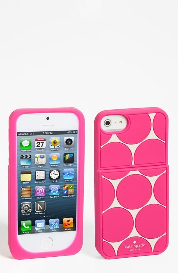 low priced b7d85 c044f Brilliant! Phone case + credit card holder. | Pop of Color | Phone ...