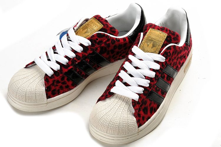 Adidas Originals 2011 Fell Rot Schwarz