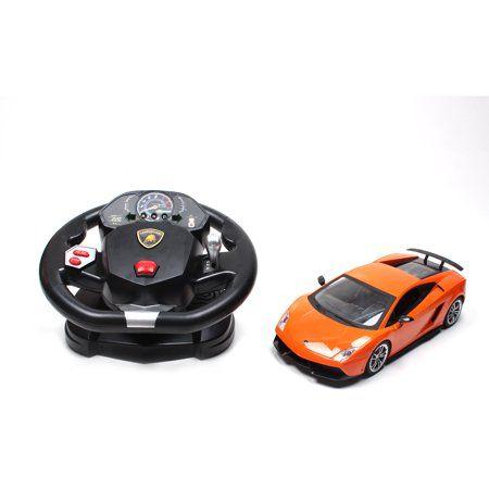 Wondertech All About Action Licensed Lamborghini Lp570 1 14 Remote