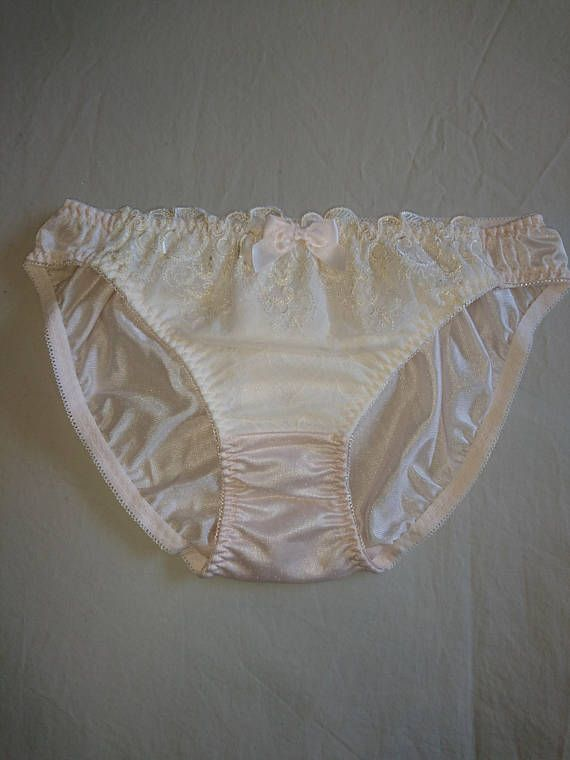 5a03c68eb9 A NWOT Vintage pair of Nylon Bikini Panties from Japan