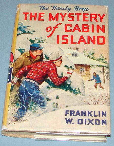 This is a great Hardy Boys book with a nice winter theme.  Most of us aren't getting any snow this winter!