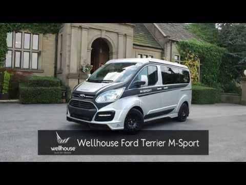 Ford Terrier M Sport Campervan Review Wellhouse Leisure Ford