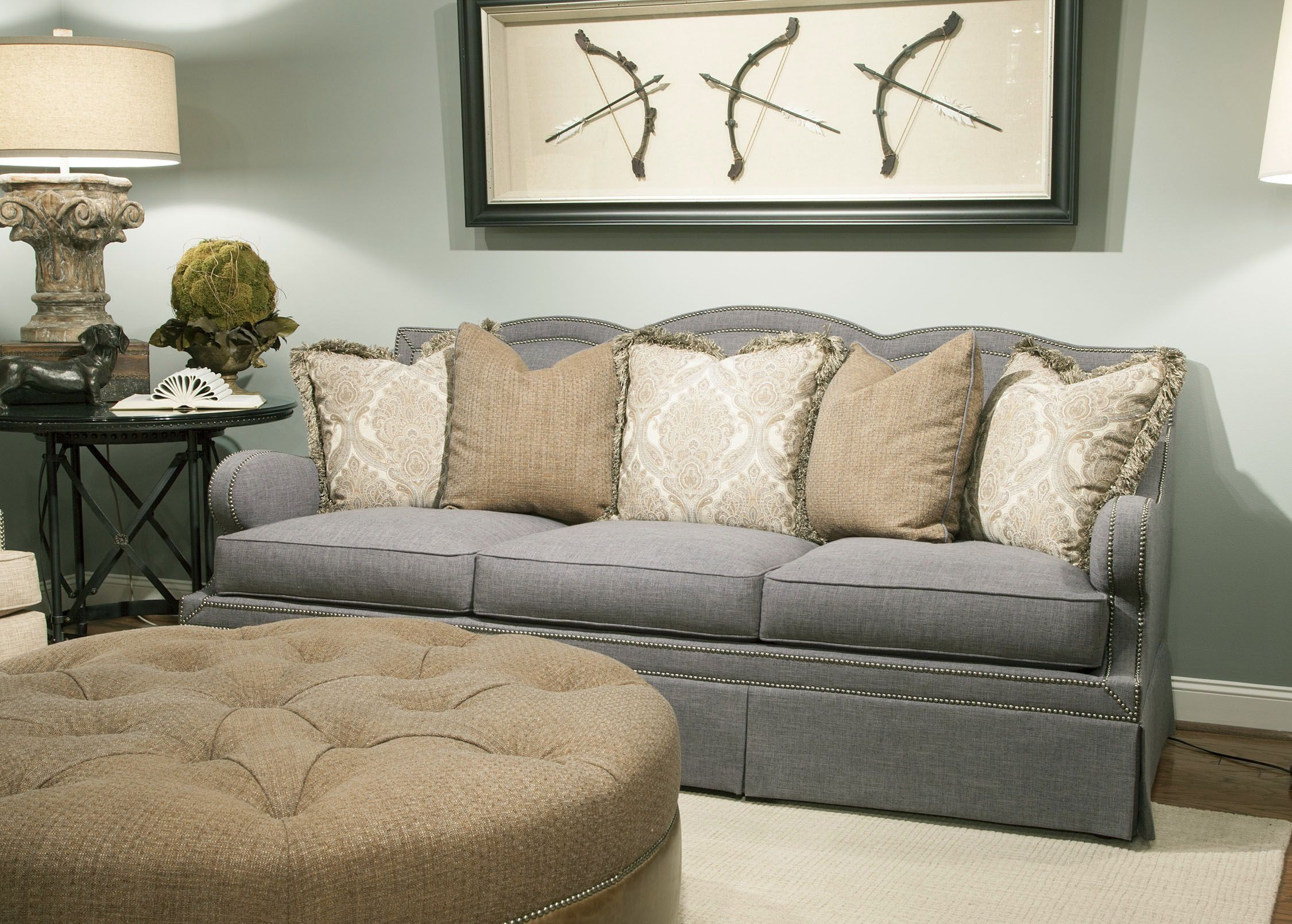 Superbe Fine Hand Crafted Upholstery. Furniture Market ...