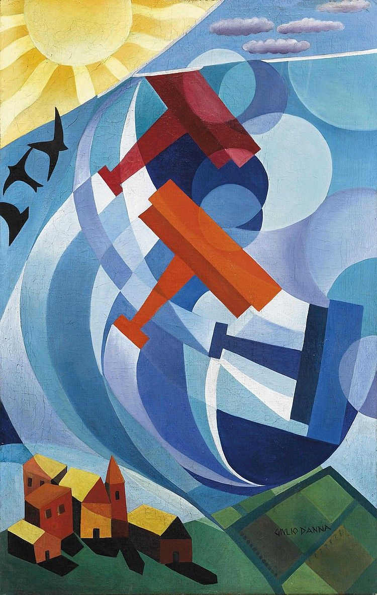 Immagine Correlata On The Move Movement Giacomo Balla Art