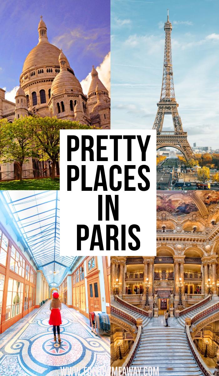 10 Stunningly Beautiful Places in Paris You MUST Visit -   18 travel destinations Paris beautiful places ideas