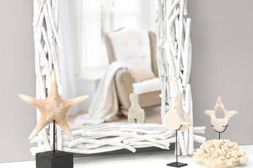 Come realizzare uno specchio con conchiglie fai da te mania