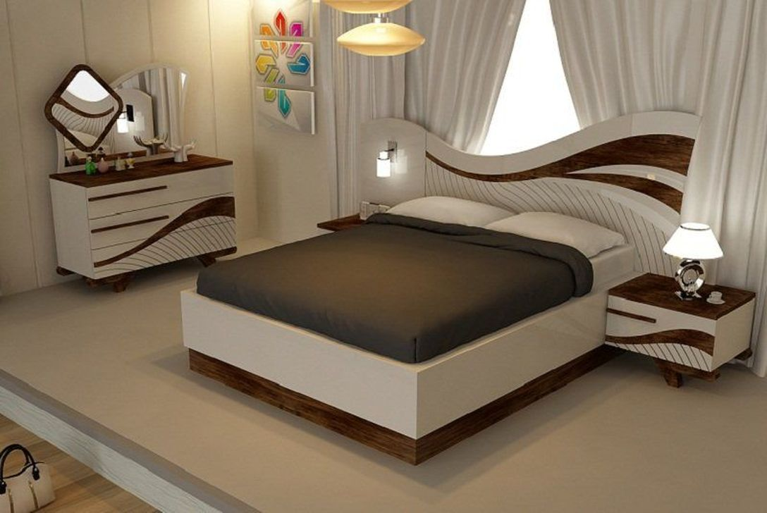 34 The Best Modern Bedroom Furniture To Get Luxury Accent Bed Design Modern Modern Bedroom Furniture Modern Bedroom Furniture Sets