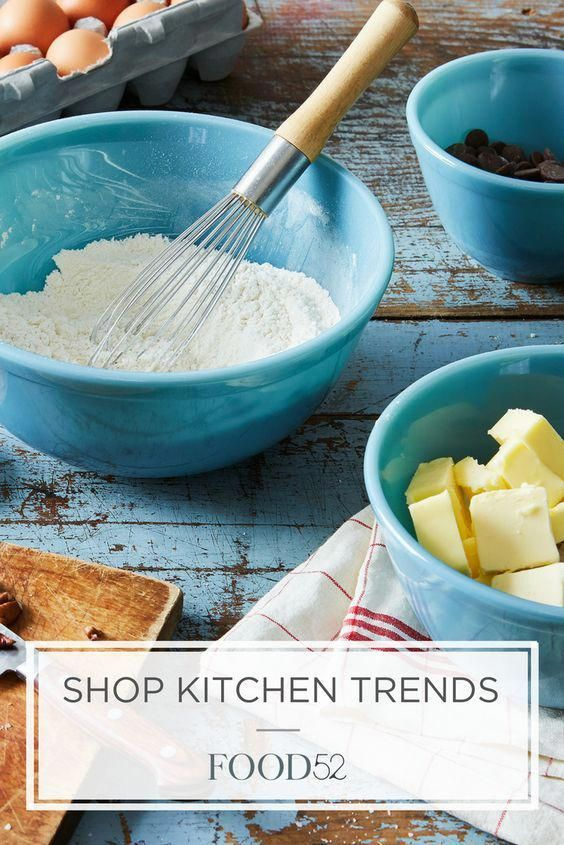 Shop all the latest kitchen trends at Food52.com today. #kitchenhacks