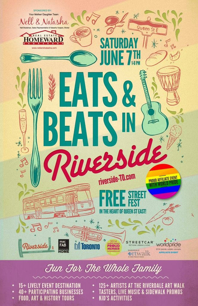 Pin By Fontspring On Typography Food Festival Poster Festival
