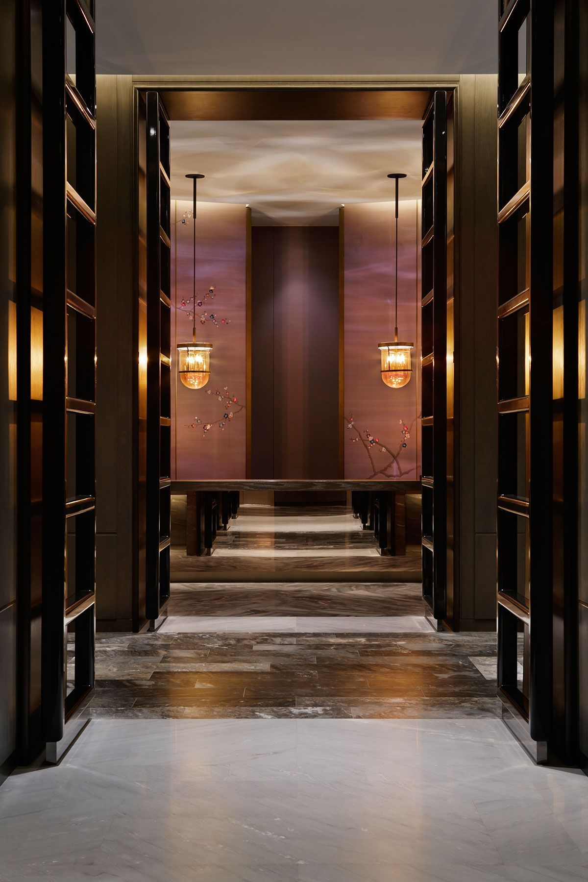 Yabu pushelberg waldorf astoria beijing interior hotel for Design hotel waldorf