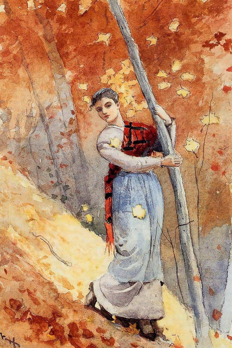 Winslow Homer - Watercolor.