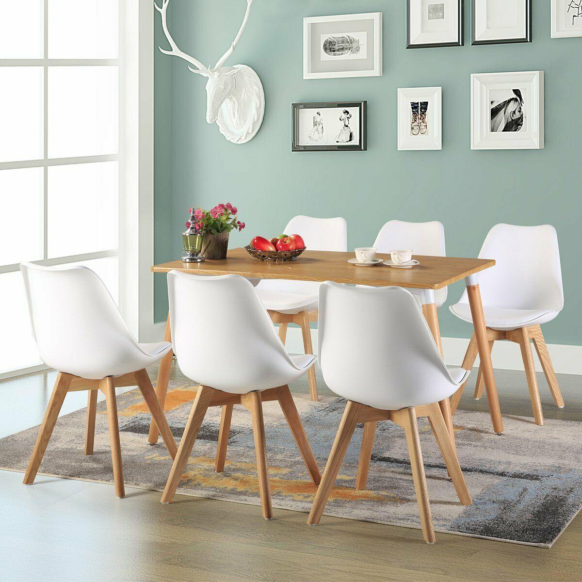 Details Zu Esszimmerstuhle 2x 4x Set Stuhl Kuchenstuhl