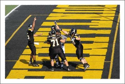 Appalachian State University Football Stadium, The Rock