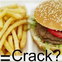 5 Ways Fast Food is Like Crack!