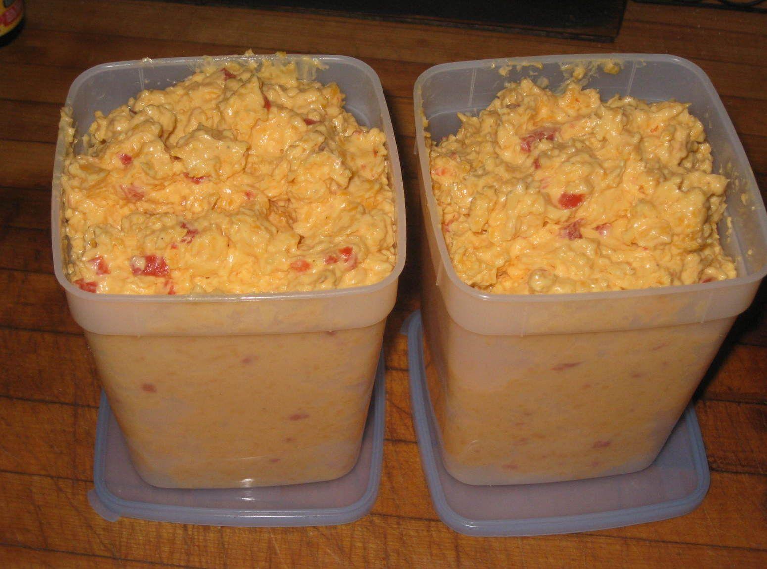Incredible Pimento Cheese Spread   Recipe   Snacks and ...