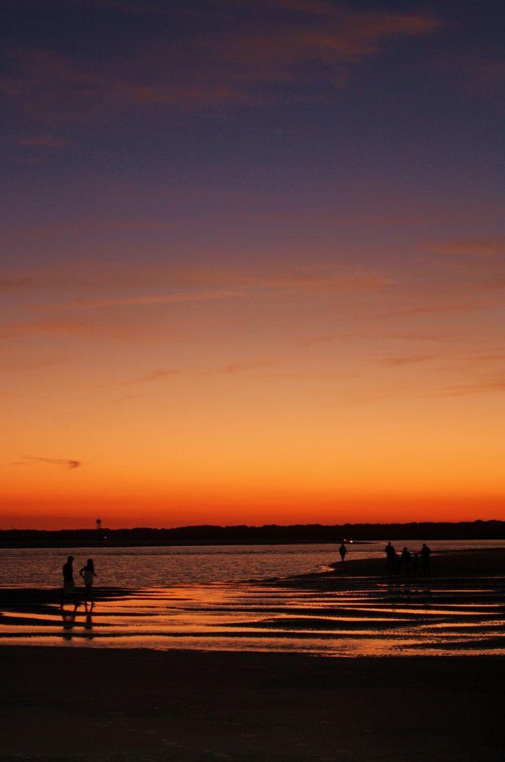 Outer Banks North Carolina Beach | Outer Banks at sunset.