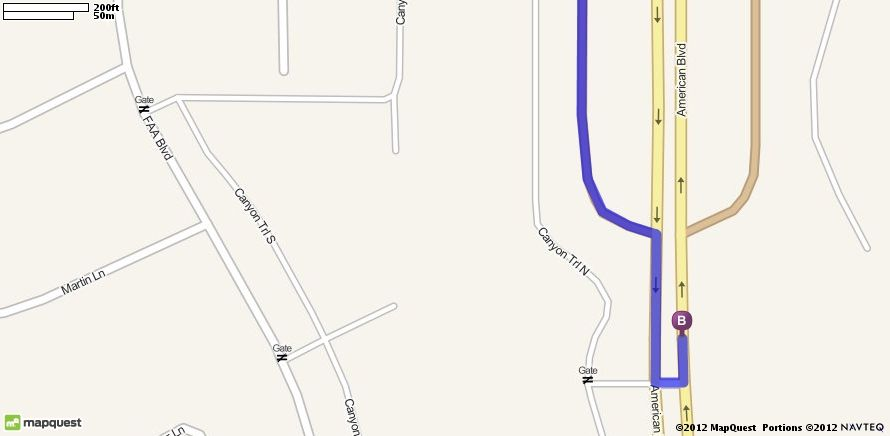 Driving Directions From Saginaw Texas To 4700 American Blvd Fort