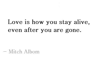 Mitch Albom Quotes | Mitch Albom's Tuesdays with Morrie | quotes ...