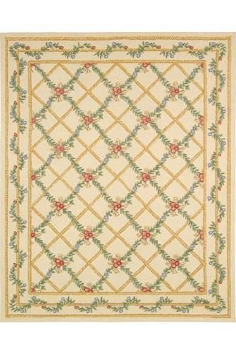 French country style area rug decorating ideas for Country style kitchen rugs