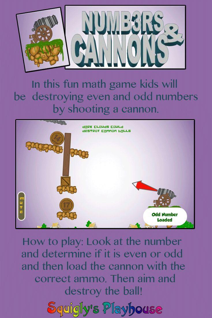 This game makes learning math fun! A fun online game that teaches ...
