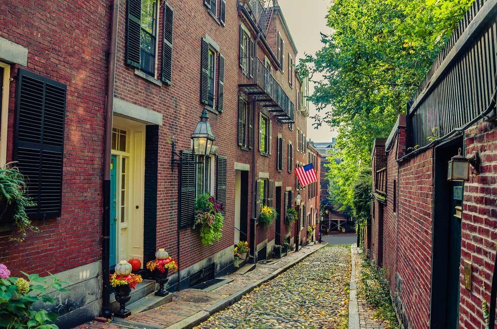 """""""13. Boston y """"El Ruido y la furia"""" de William Faulkner """" 20 Ciudades para 20 libros   Skyscanner"""