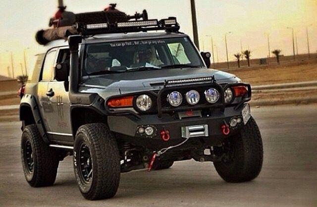 Fj Cruiser From Saudi Arabia Fj Cruiser International Scout Offroad Vehicles