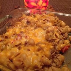 Cheeseburger Noodle Casserole Allrecipes.com