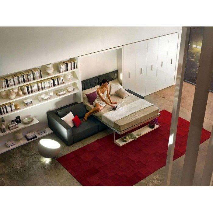 Wondrous Wall Bed Swing 04 By Clei Murphy Bed In 2019 Bed Murphy Creativecarmelina Interior Chair Design Creativecarmelinacom