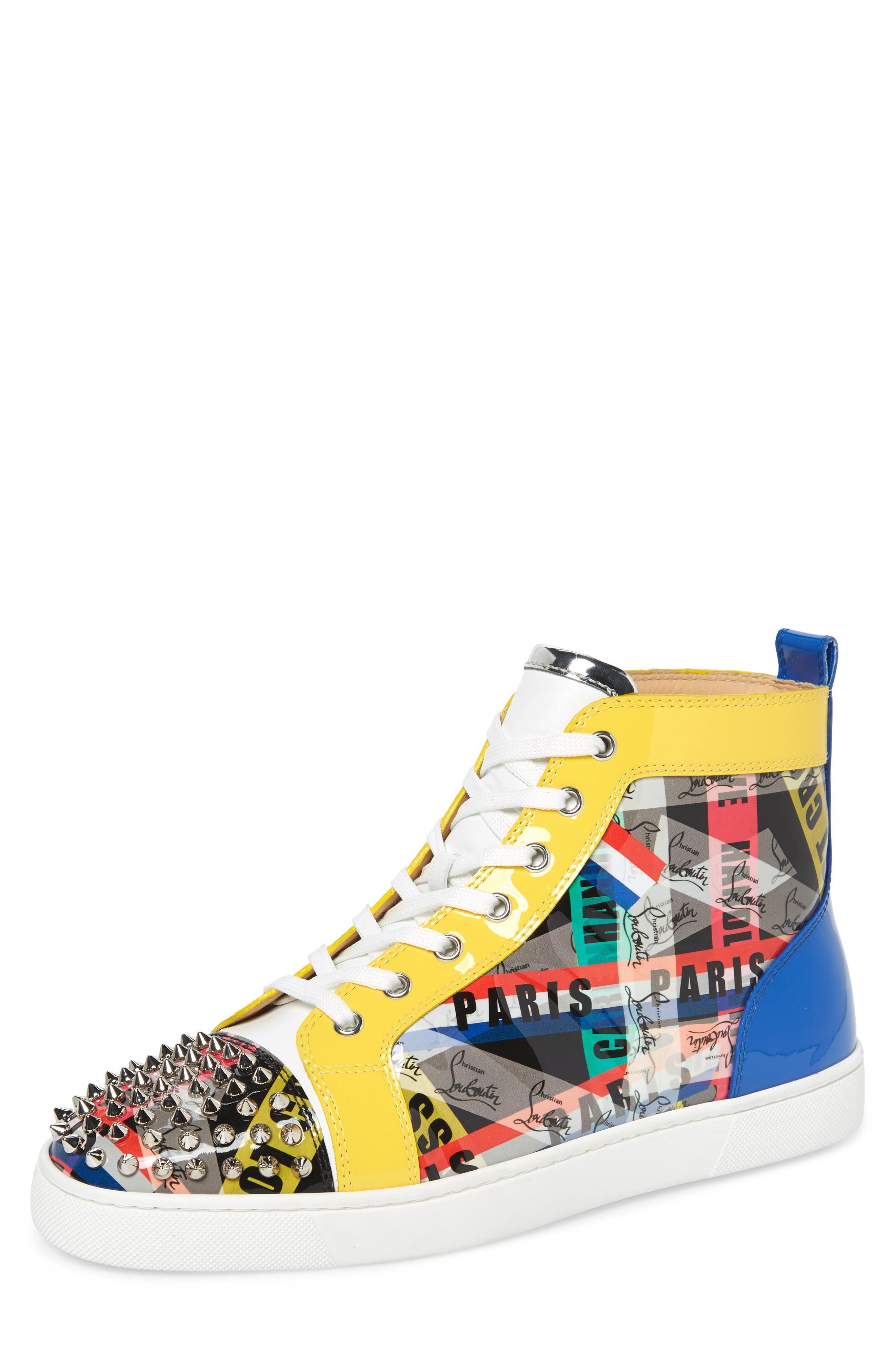 Trendy mens shoes