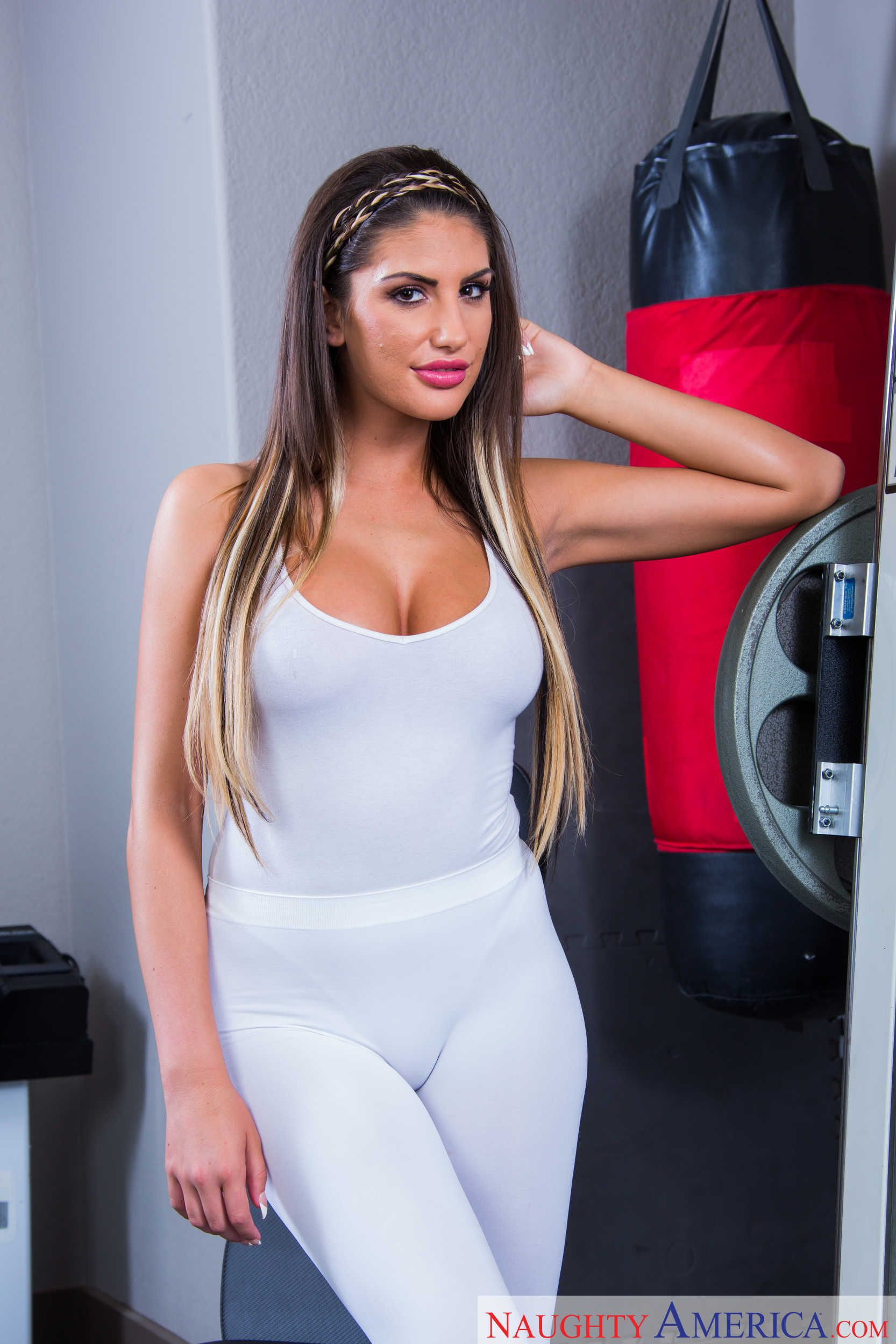 August ames dress