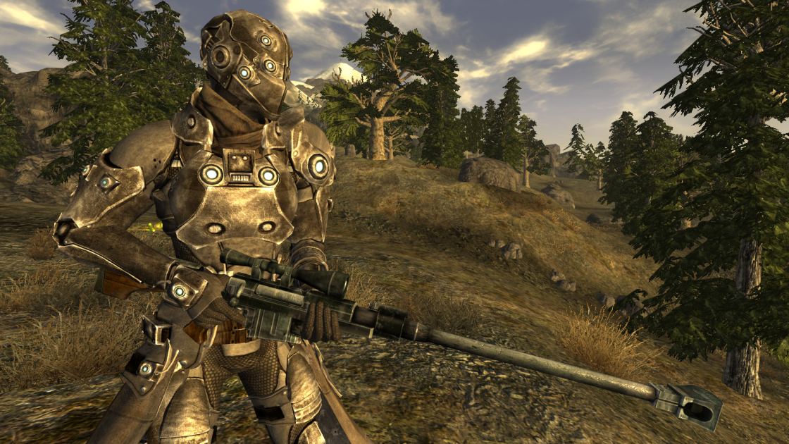 dragbody armor pack fallout new vegas