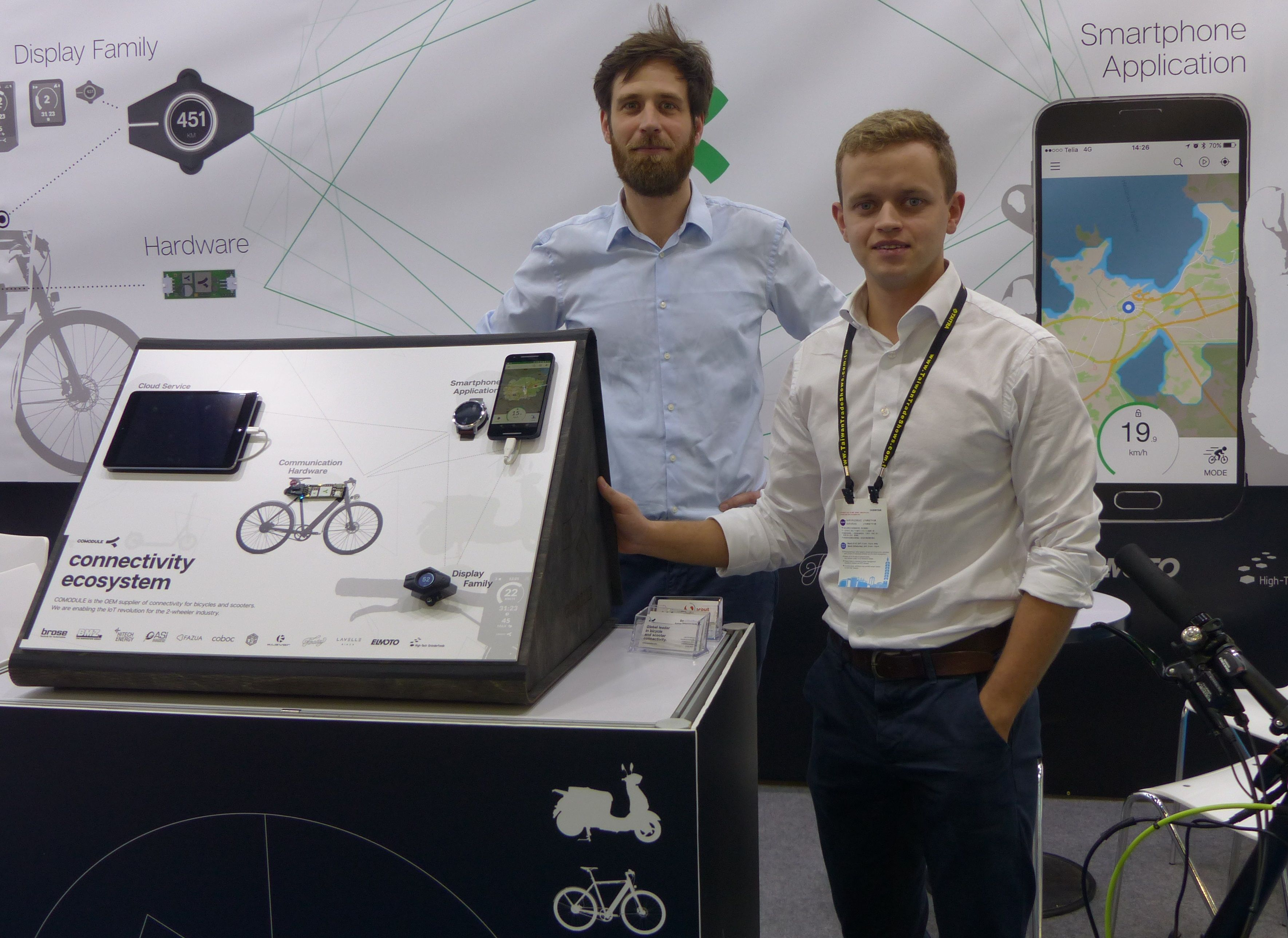 Comodule Partners With Brose For Connectivity Solutions Bike News Partners Bike