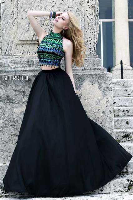 2 Parcali Abiye Modelleri Mezunlar Gecesi Elbiseleri Balo Elbiseleri The Dress