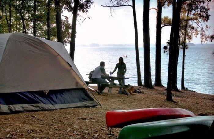 This One Amazing South Carolina Island Is Nowhere Near The Coast Campingaccessories