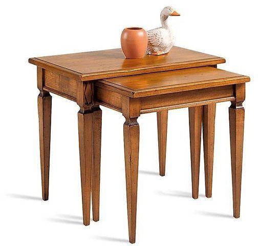 Zweisatztisch Modell 3373 »Villa Borghese« Braun, SELVA Jetzt Bestellen  Unter: Https: