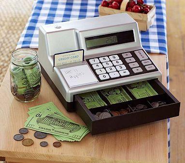 Cash Register Amp Play Money Mother S Day Wish List Cash