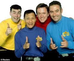 The Original Wiggles The Wiggles Wiggle Childrens Tv