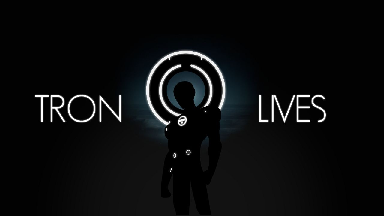 Tron Lives! - totally-not-tron: Fan made Tron uprising...