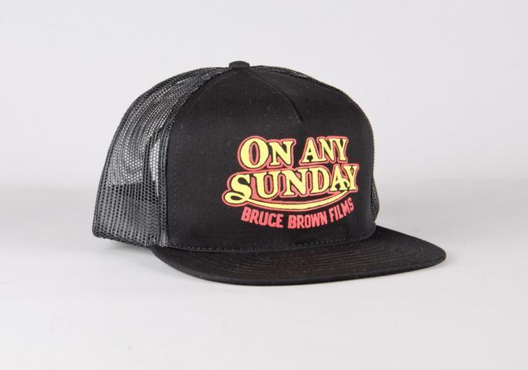Iron & Resin x Bruce Brown Films trucker hat