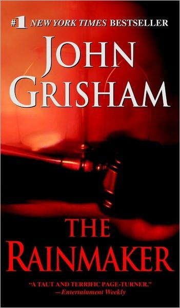 Check out The Rainmaker by John Grisham at the Paoli Public Library! John Grisham is our February 2014 Author of the Month.
