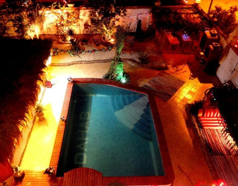 Villa Rental In Dahab With Beach Lake Nearby And Jacuzzi Hot Tub