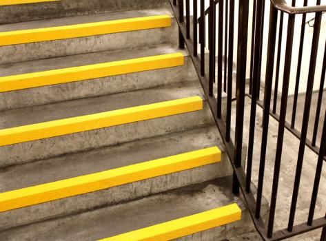 Anti Slip Stair Nosing   Non Slip Stair Nosings